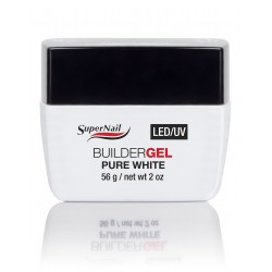 SuperNail  White Gel 56g LED/UV