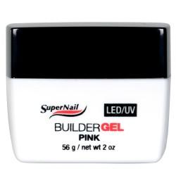 SuperNail Builder Pink Gel 56g LED/UV