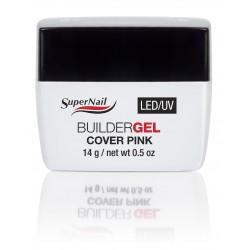 SuperNail Builder Cover Gel 14g LED/UV