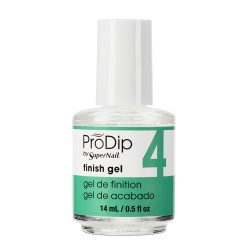 SuperNail Prodip Finish Gel .5oz 14g