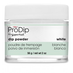 SuperNail Prodip POWDER White 2oz 56g