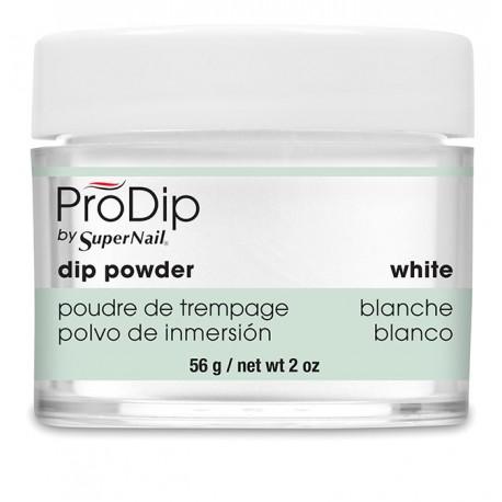 SuperNail Prodip POWDER White 2oz 56g