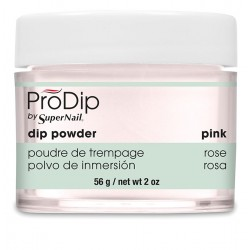 SuperNail Prodip POWDER Pink 2oz 56g