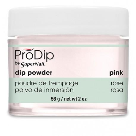 SuperNail Prodip POWDER Pink 2oz 56g