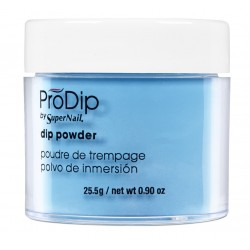 SuperNail Prodip POWDER Azure Blue 0.90oz 25g
