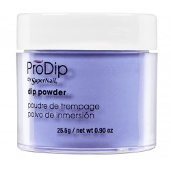 SuperNail Prodip POWDER Purple Pizzazz 0.90oz 25g