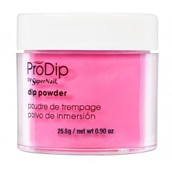 SuperNail Prodip POWDER Ultra Pink 0.90oz 25g