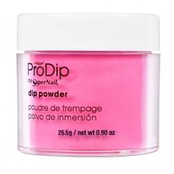 SuperNail Pro Dip Proszek Tytanowy - Ultra Pink 25,5g