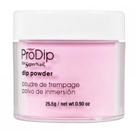 SuperNail Pro Dip Proszek Tytanowy -  Paradise Pink 25,5g