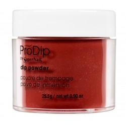 SuperNail Prodip POWDER Venetian Red 0.90oz 25g